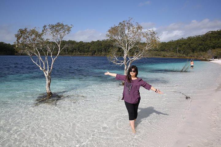 2015/5/19~5/26 澳洲單飛之旅:布里斯本、努沙、費沙島、雪梨行程八天七夜FB貼文筆記 @amarylliss。艾瑪[隨處走走]