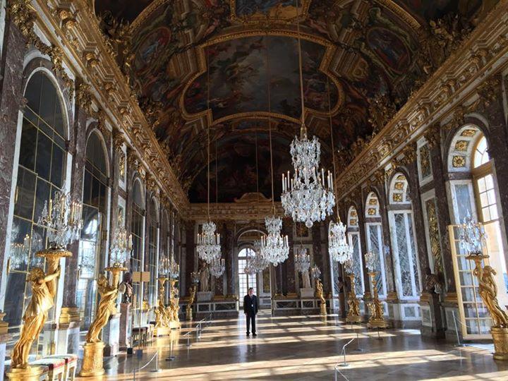 凡爾賽宮夏日特別展覽:皇家小夜曲&夜間大型音樂噴泉表演&煙火秀 @amarylliss。艾瑪[隨處走走]