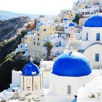 [希臘] 聖托里尼三個藍屋頂教堂最佳拍攝點(付地圖) @amarylliss。艾瑪[隨處走走]