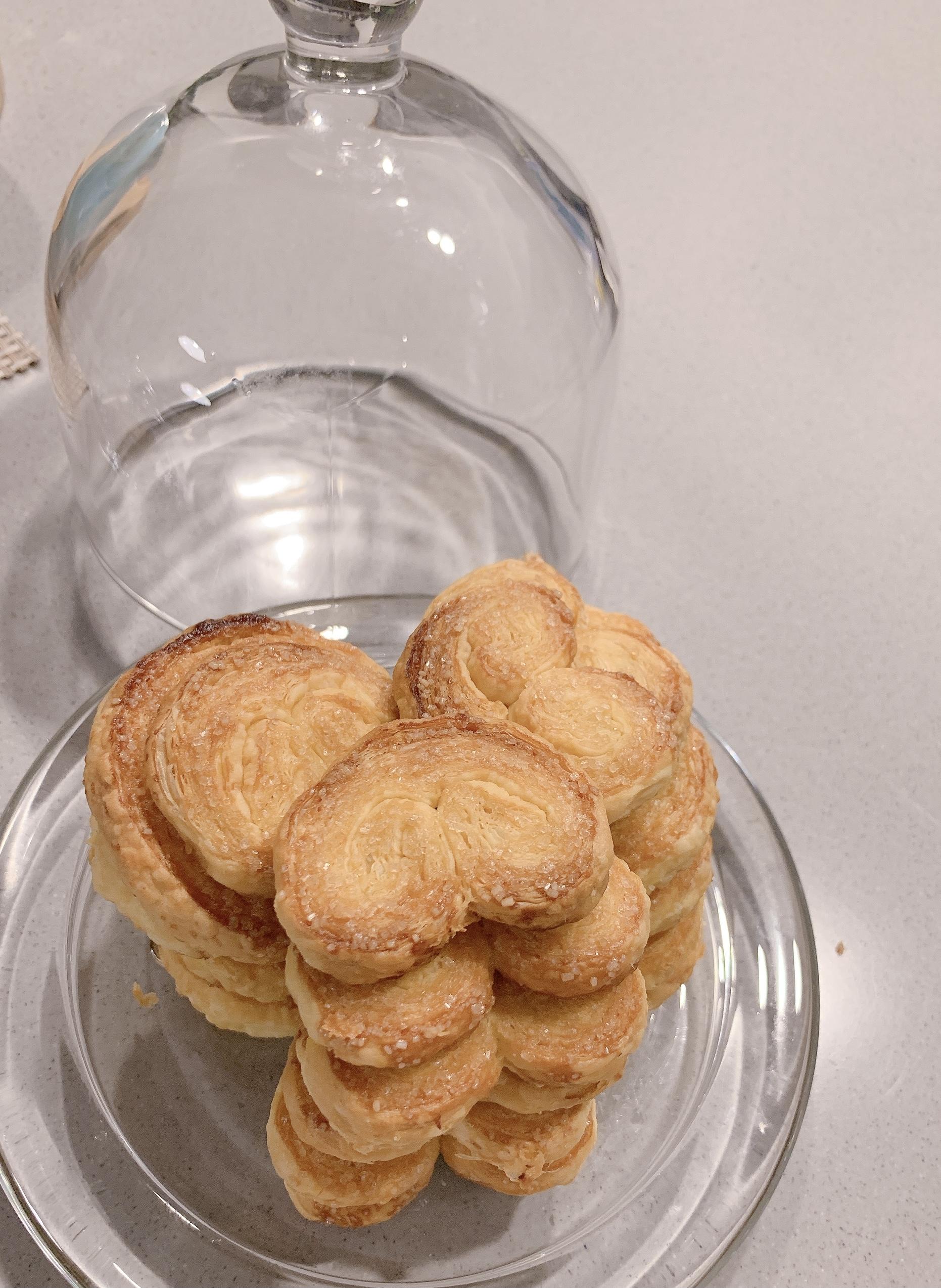 [烘焙] 超簡單零失敗的蝴蝶酥製作方法
